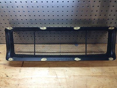 NASCAR Late Model Dirt Late Model Nose Grille Screen