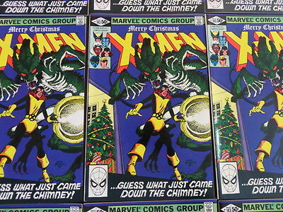 The Uncanny X-Men #143 (Mar 1981, Marvel) 9.0 VF/NM many copies available!!