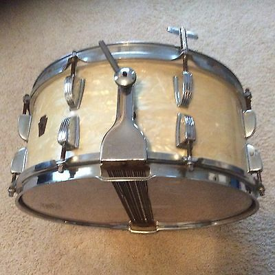 "WFL 6""x14""CLASSIC SNARE DRUM 1940 -50s WILLIAM F LUDWIG MWP"