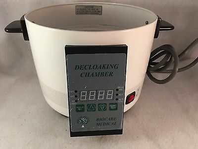 Biocare Medical Decloaking Chamber without Inner Bucket