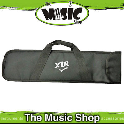 New Xtreme Deluxe Music Stand Bag with Carry Handle - 60cm x 16cm - MED8