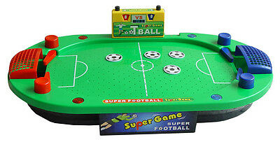 Kids Children Soccer Foosball Table Game Toys Battery Operated