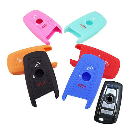Fit For Bmw 3 5 7 Series X1 X3 X5 E46 E53 F30 F10 F20 Key Cover Remote Case Fob