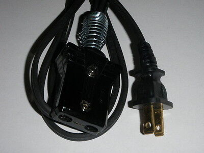 Power Cord for Kenmore Hot Plate Model 6809 (3/4 2pin)