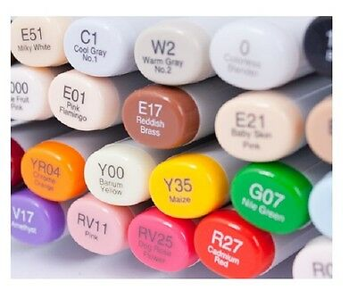 Copic Sketch Markers (Any 3 Markers)