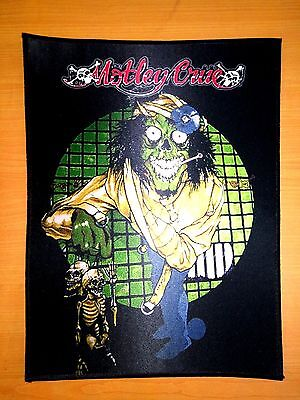 Backpatch Motley Crue Vintage New