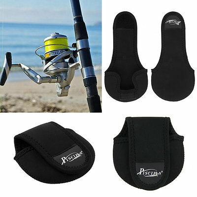 Piscifun Baitcasting Fishing Reel Storage Bag Protective Cover Case Pouch New ~A