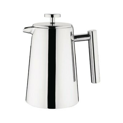 Olympia Stainless Steel Cafetiere 400ml Coffee Drink Plunger Kitchen Catering