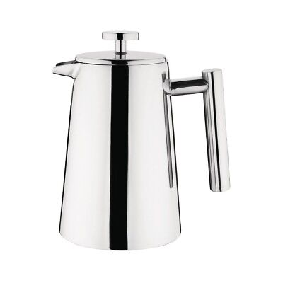 Olympia Stainless Steel Cafetiere 400ml