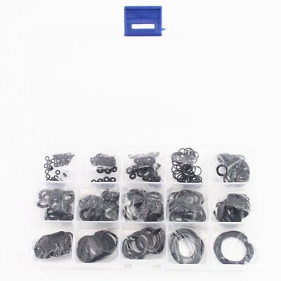 315Pcs dia 4-26mm O Ring Rubber Seal Washers Watch Gaskets Rubber ring