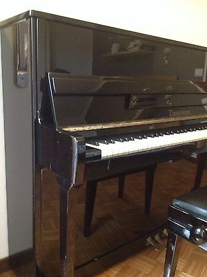 Pianoforte Verticale Zimmermann made in Germany