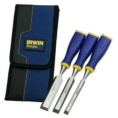 Irwin 3 Piece Ms500 Protouch Chisel Set