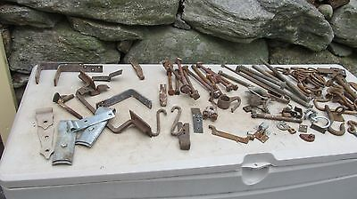 Lot  Vintage Gate & Barn Hardware