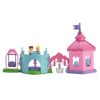 Fisher Price Little People Garden Tea Party - NEW