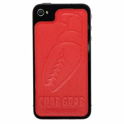 Crab Grab Phone Traction - Red
