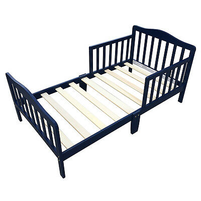Babies R Us Finley Toddler Bed - Navy - NEW