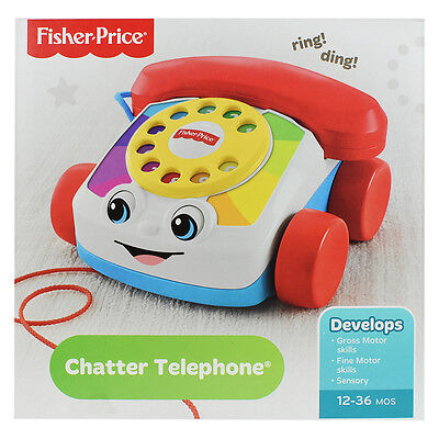 Fisher-Price Chatter Telephone - NEW