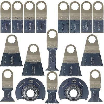 18 x SabreCut Professional Oscillating Blades for Fein SuperCut Multitool
