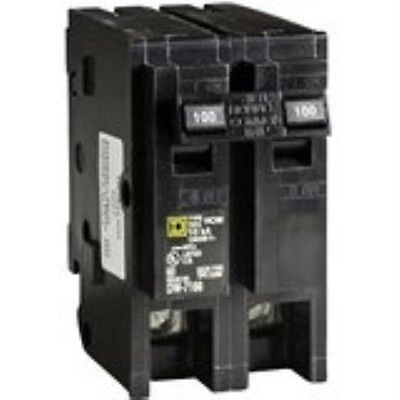 Square D by Schneider Electric HOM2100CP Homeline 100-Amp Two-Pole Circuit Break