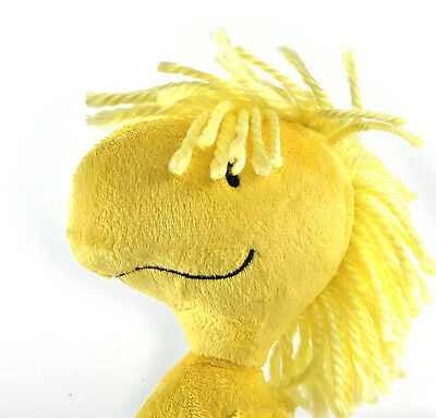 """Woodstock - Peanuts Soft Toy - 7.5"""" of Warm Happiness"""