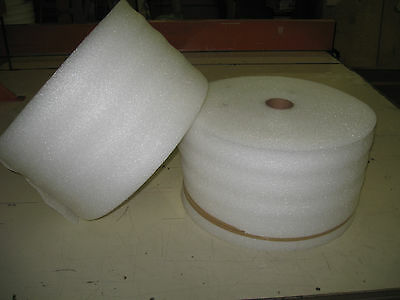"""1/4"""" Micro Foam Protective Packaging Wrap 12"""" x  250' per Roll"""