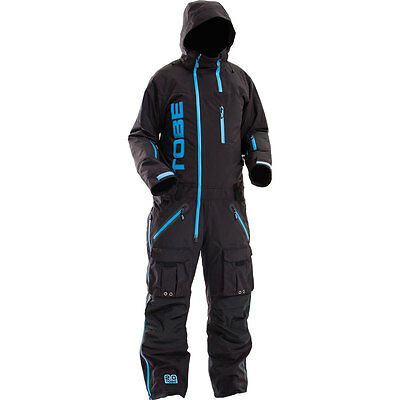 TOBE Outerwear Opus Monosuit Jet Black Insulated LARGE