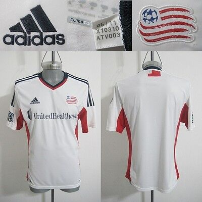 New England Revolution 2012 Away Shirt