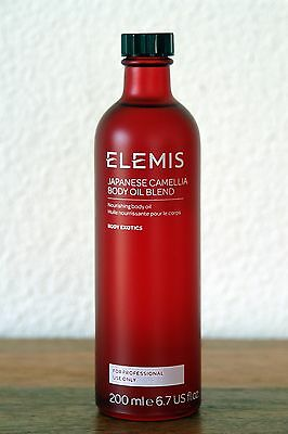 Elemis Japanese Camelia Body Oil Blend - Huile pour le corps 200 Ml Neuf