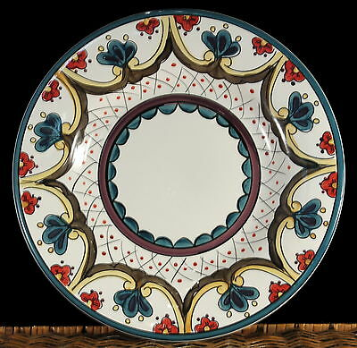 Home Target American Simplicity Tuscan -- (4) Dinner Plates Plate Set
