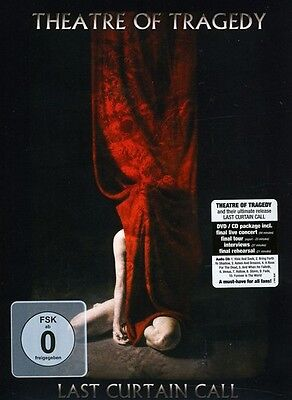 Final Curtain Call - 2 DISC SET - Theatre Of Tragedy (2011, CD NUOVO)