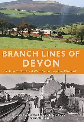 Branch Lines Of Devon Volume 2