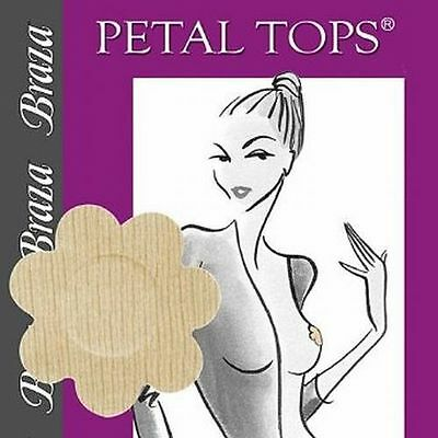 Braza Petal Top Disposable Nipple Covers (1140), Available In Lot Pack