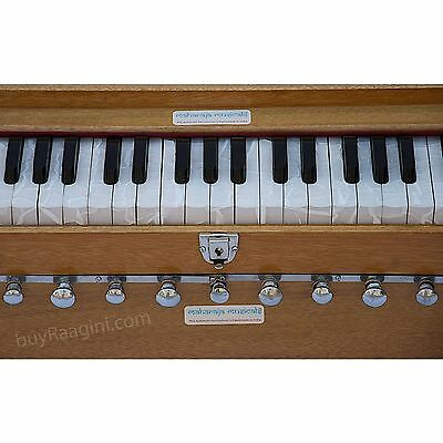 Dorpmarket Harmonium 11 Stopper -3½ Octave-With Coupler,Come with BAG