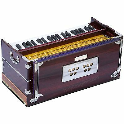 Harmonium 7 Stopper -3½ Octave -With Coupler, Come with Bag