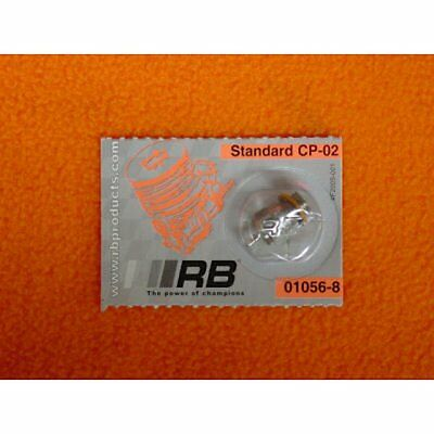 RB Products 01056-8 Standard Very Cold Glow Plug #8 Platinum