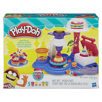 Play-Doh Cake Party - NEW