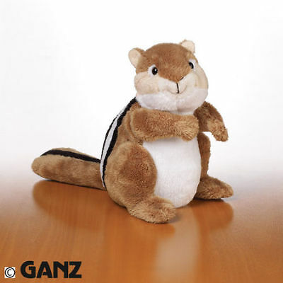 Webkinz CHIPMUNK HM217 NEW With  Sealed Code