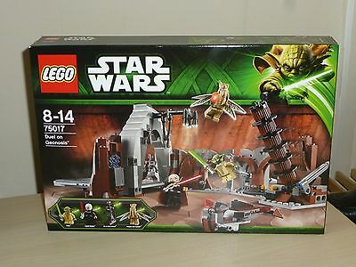 Lego Star Wars - 75017 - Duel on Geonosis - New/Sealed
