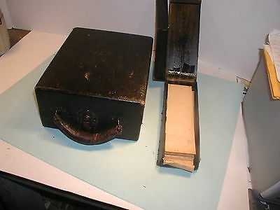1930's Stenograph Machine in Carrying Case by Stenographic Machines, Inc.