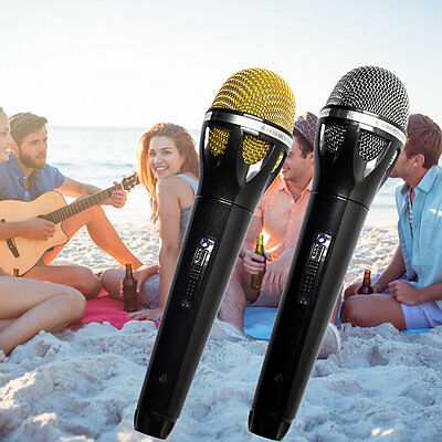 K18 Wireless Handheld Microphone For Personal Entertainment Family KTV AU