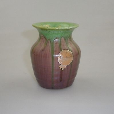 Remued Later Series Plump Baluster Shaped Vase