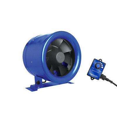 Phresh Hyper Mixed Flow Inline Fan - 150MM | 200MM | 250MM | Speed Adjustable