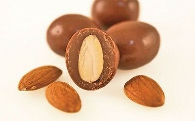 Almonds in Smooth Milk Chocolate 160g