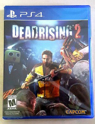 Dead Rising 2 HD PS4 Playstation 4 Game Brand New In Stock from Brisbane