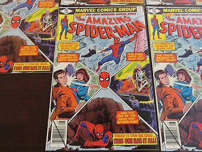 The Amazing Spider-Man #195 (Aug 1979, Marvel) 9.0 NM several available