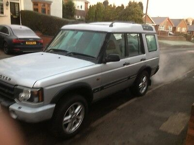 Land Rover Discovery Td5 2002 Automatic Gearbox And Transfere Box
