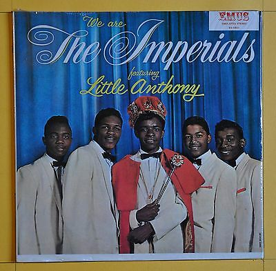 Little Anthony & The Imperials  We Are The Imperials EMUS ES-12031  USA 1976