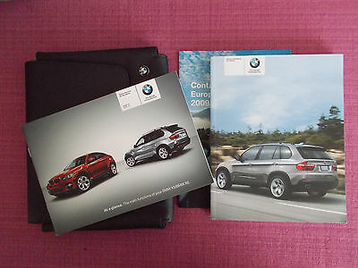 Bmw X5 (E70)  & Bmw X6 (E71) Owners Manual -.owners Guide - Handbook (Bm 684)