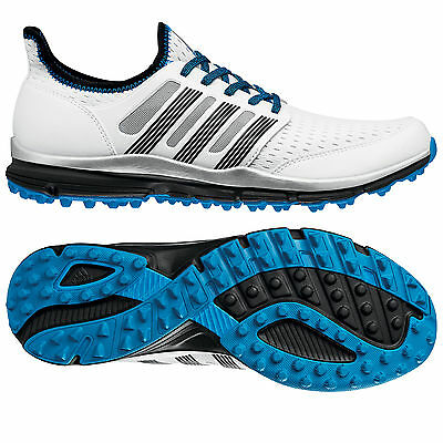 Adidas Mens Climacool Spikeless Golf Shoes - New Summer Lightweight Sports 2016