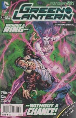 Green Lantern #23 (Vol 5) Combo Pack Variant (Polybagged)